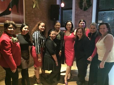 100 Hispanic Women of Westchester Board Members